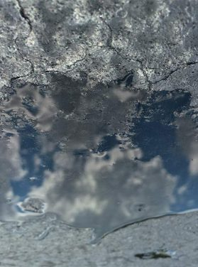 Clouds Melting on the Hot Asphalt
