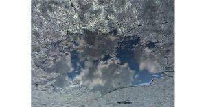 Clouds Melting on the Hot Asphalt