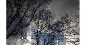Winter Sky Ripples