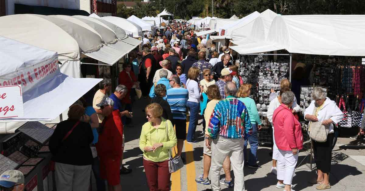 New Smyrna Beach Art Fiesta