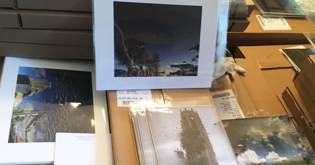 Keeping an Inventory of Your Artwork