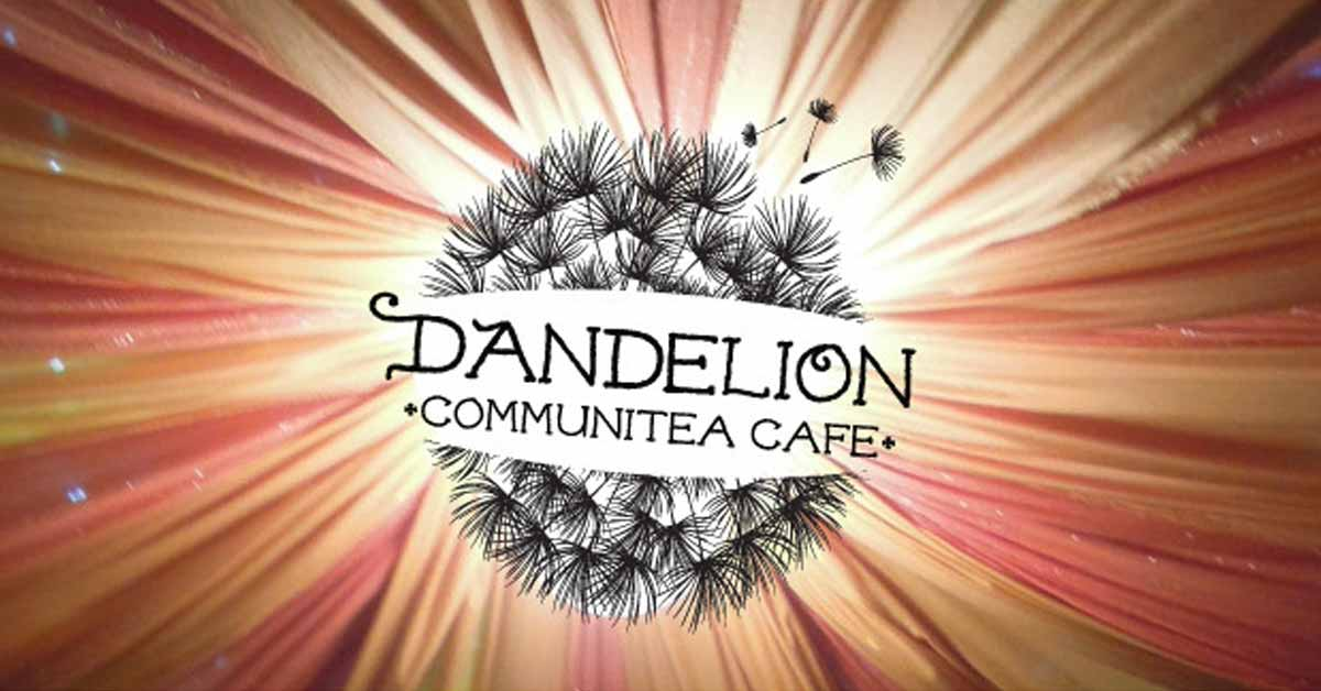 My Favorite Art Show At Dandelion Communitea Cafe