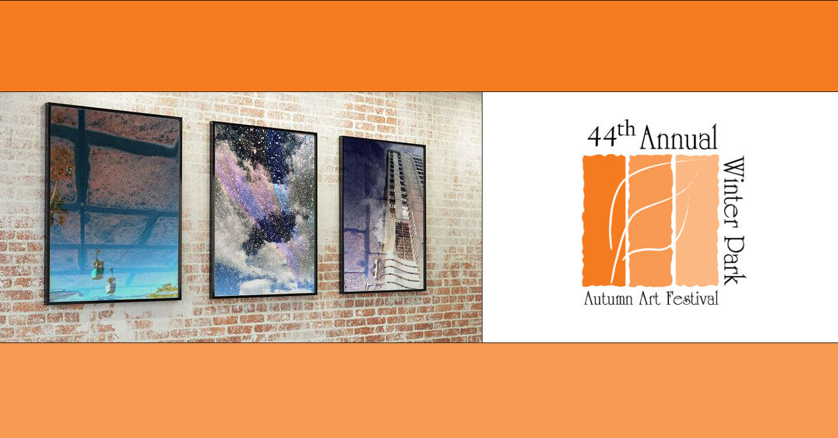 44th Annual Winter Park Autumn Art Festival