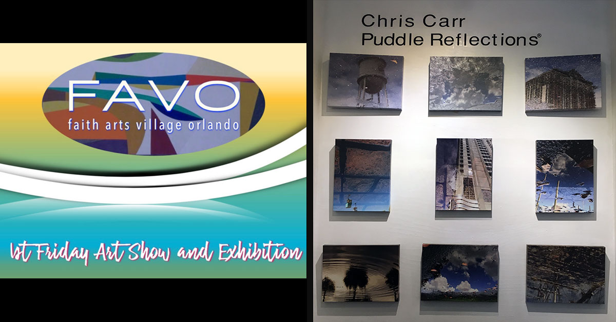 FAVO First Friday Art Show – Small Print Night at Studio C