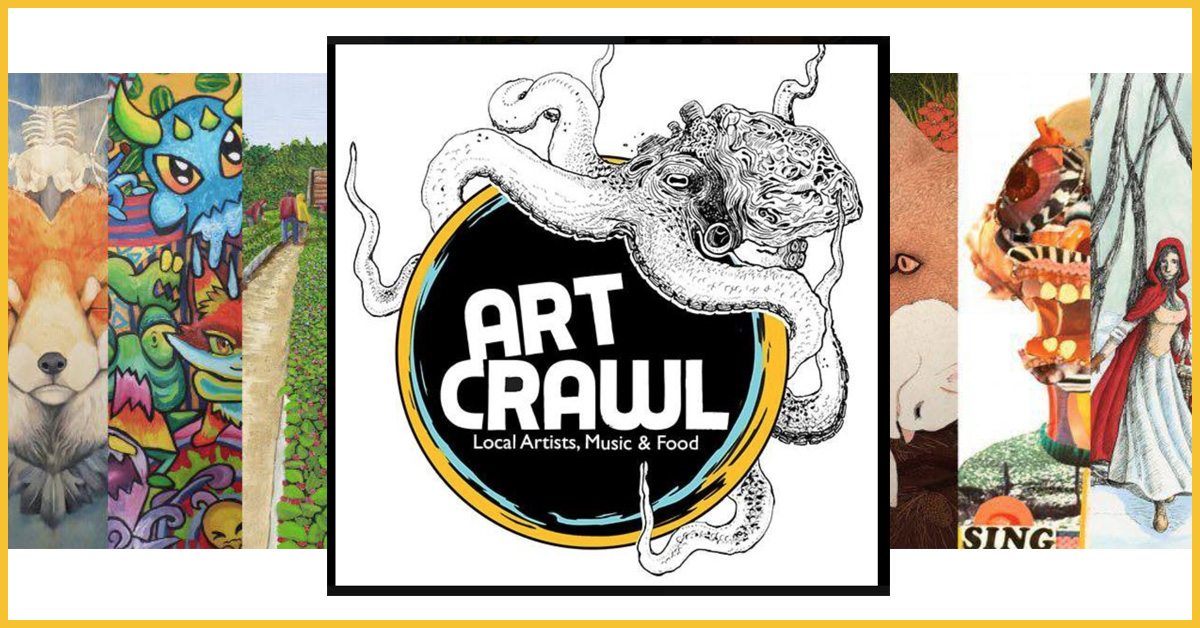 Lakeland Art Crawl