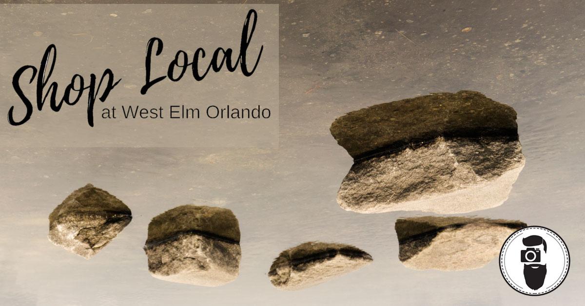 West Elm Orlando Pop Up Marketplace