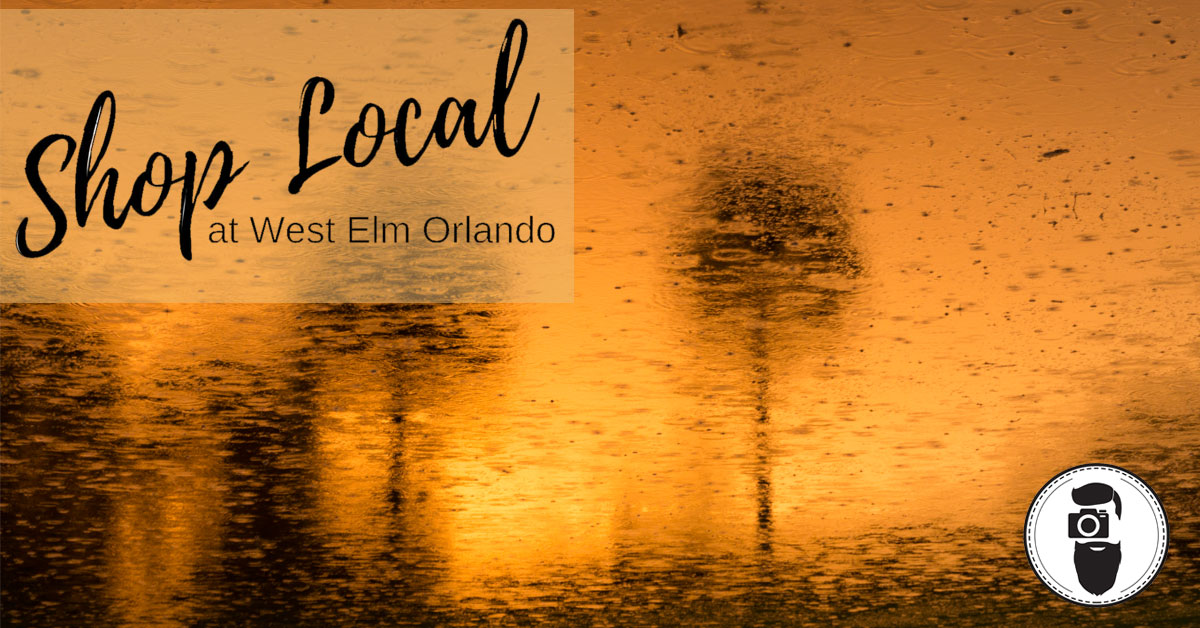 West Elm Orlando POP UP Marketplace