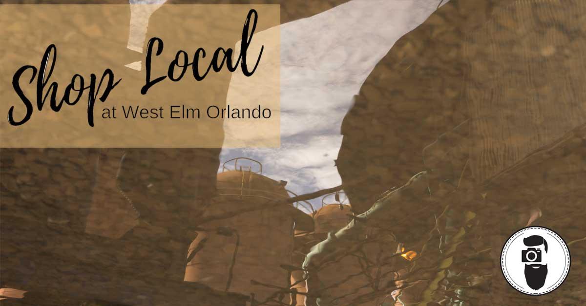 West Elm Orlando Pop Up Market