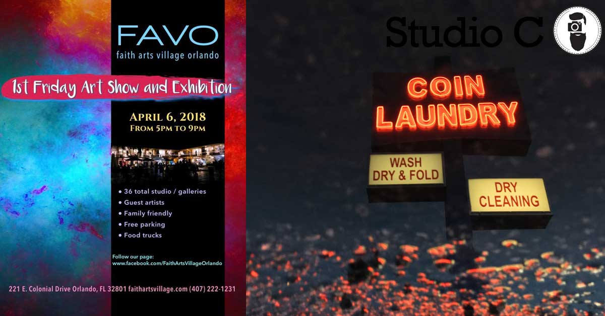 Studio C at FAVO 1st Friday