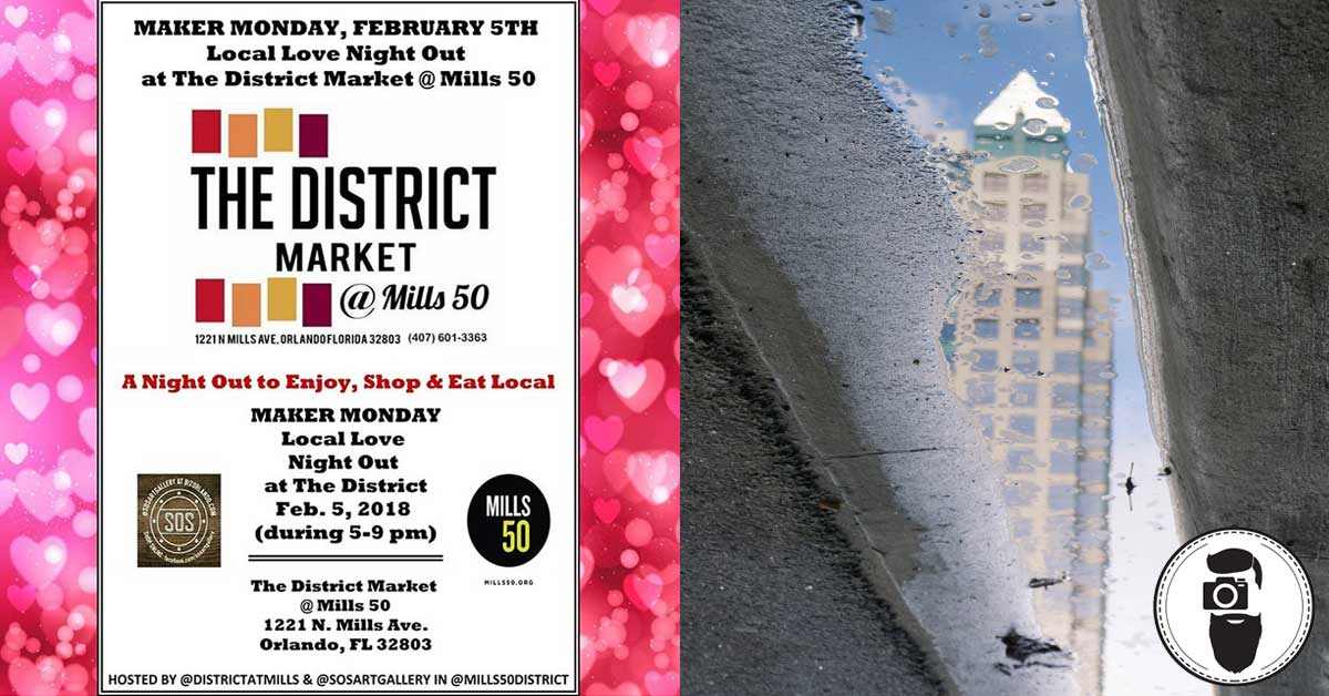 Local Love Night Out at The District Market @ Mills 50