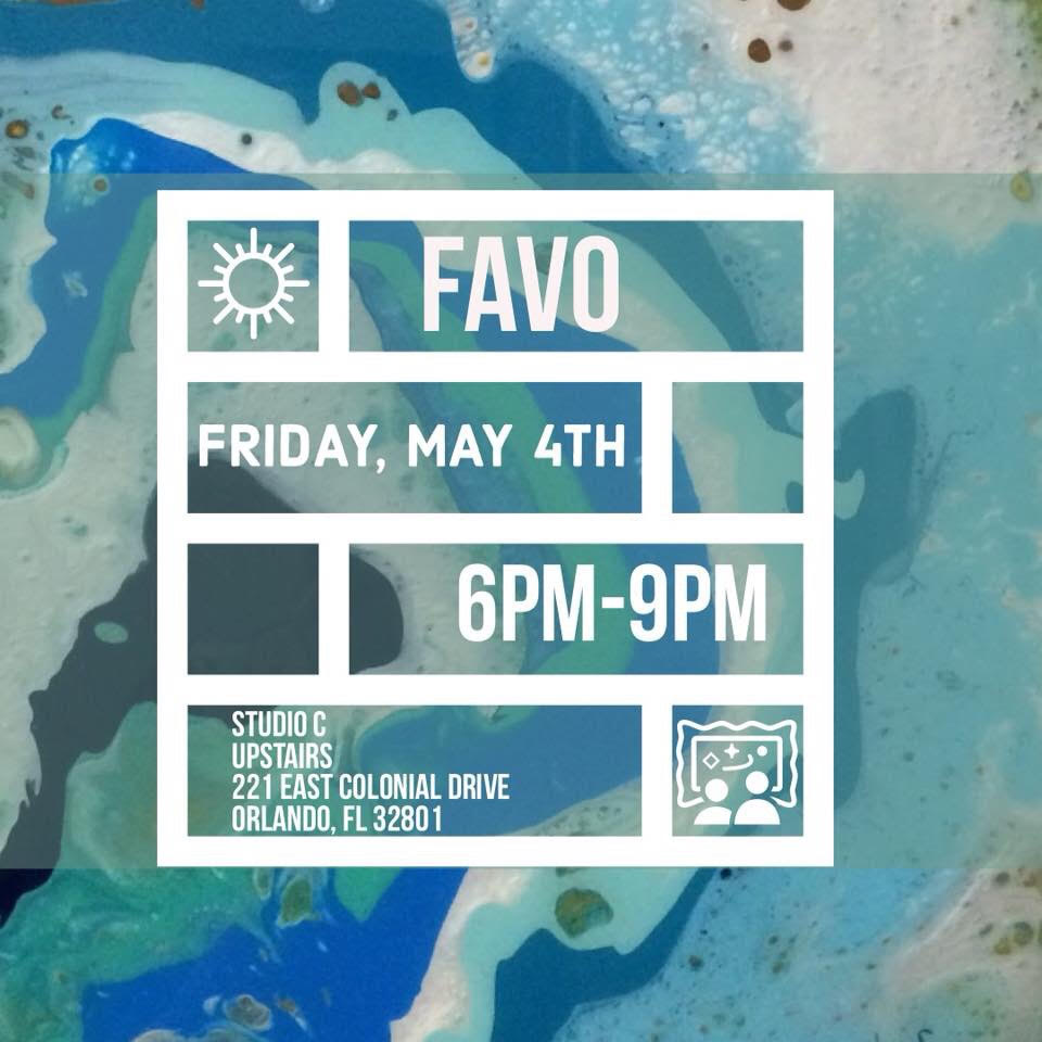 Studio C at FAVO 1st Friday