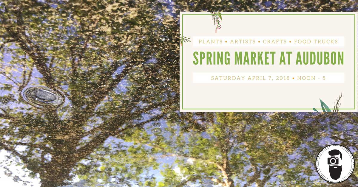 Spring Market at Audubon