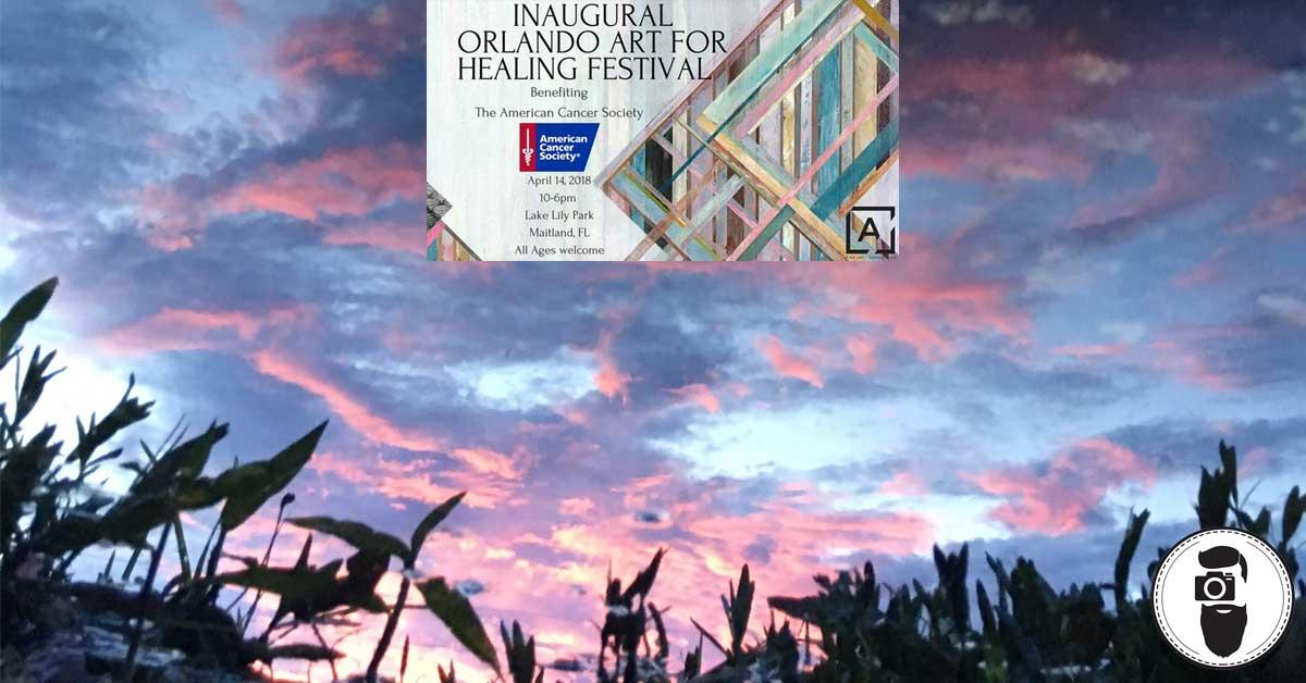 American Cancer Society's Orlando Art for Healing Festival
