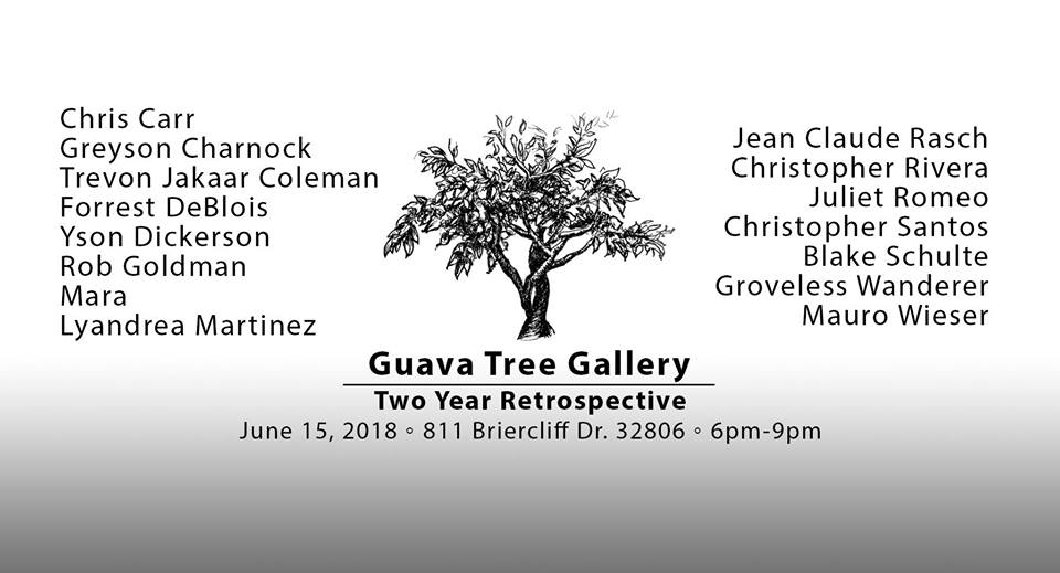 Guava Tree Gallery Two Year Retrospective