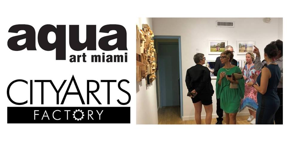 Aqua Art Miami Preview Exhibition