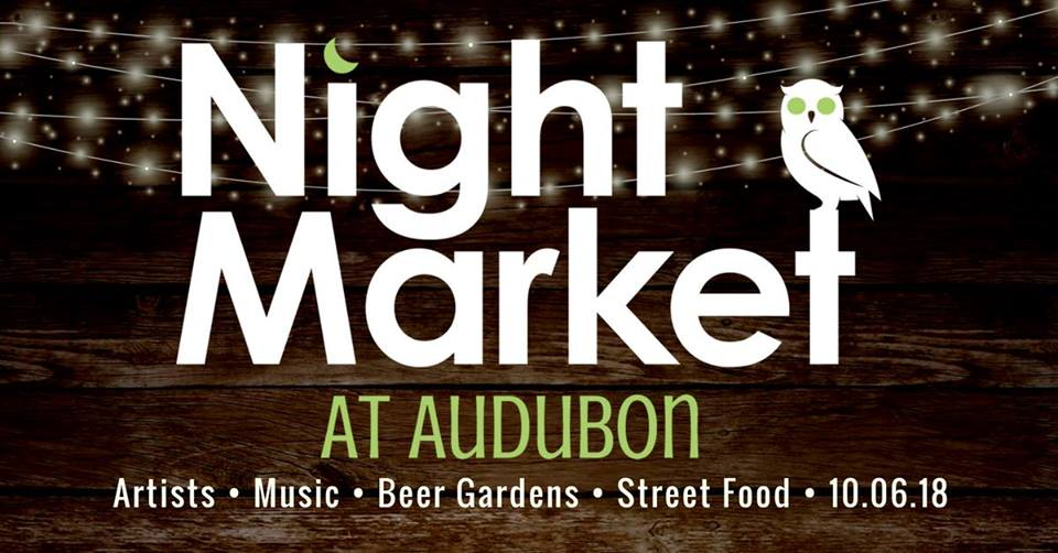 Night Market at Audubon
