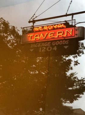 Mt Royal Tavern