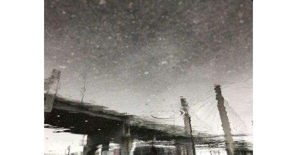 Bridge Under Grey Skies