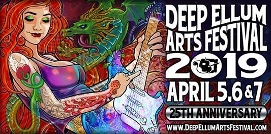 Deep Ellum Arts Festival