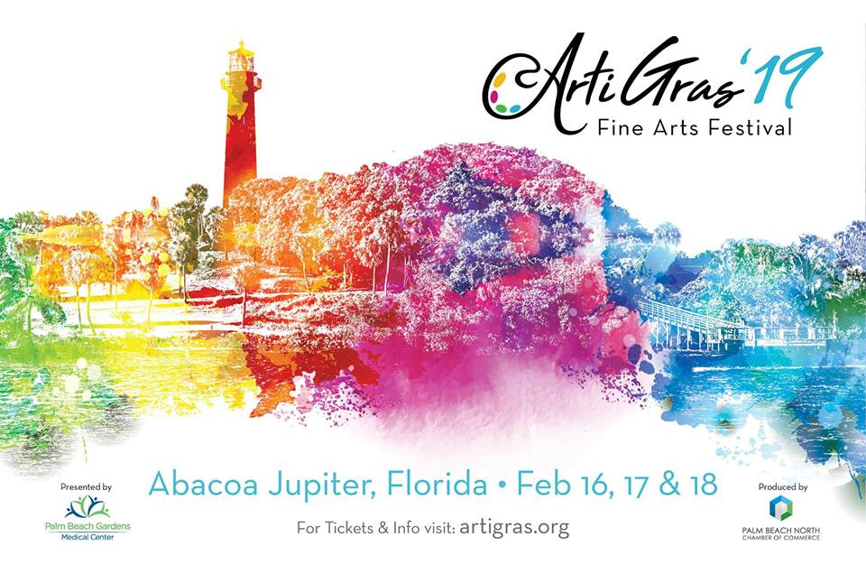 ArtiGras Fine Arts Festival