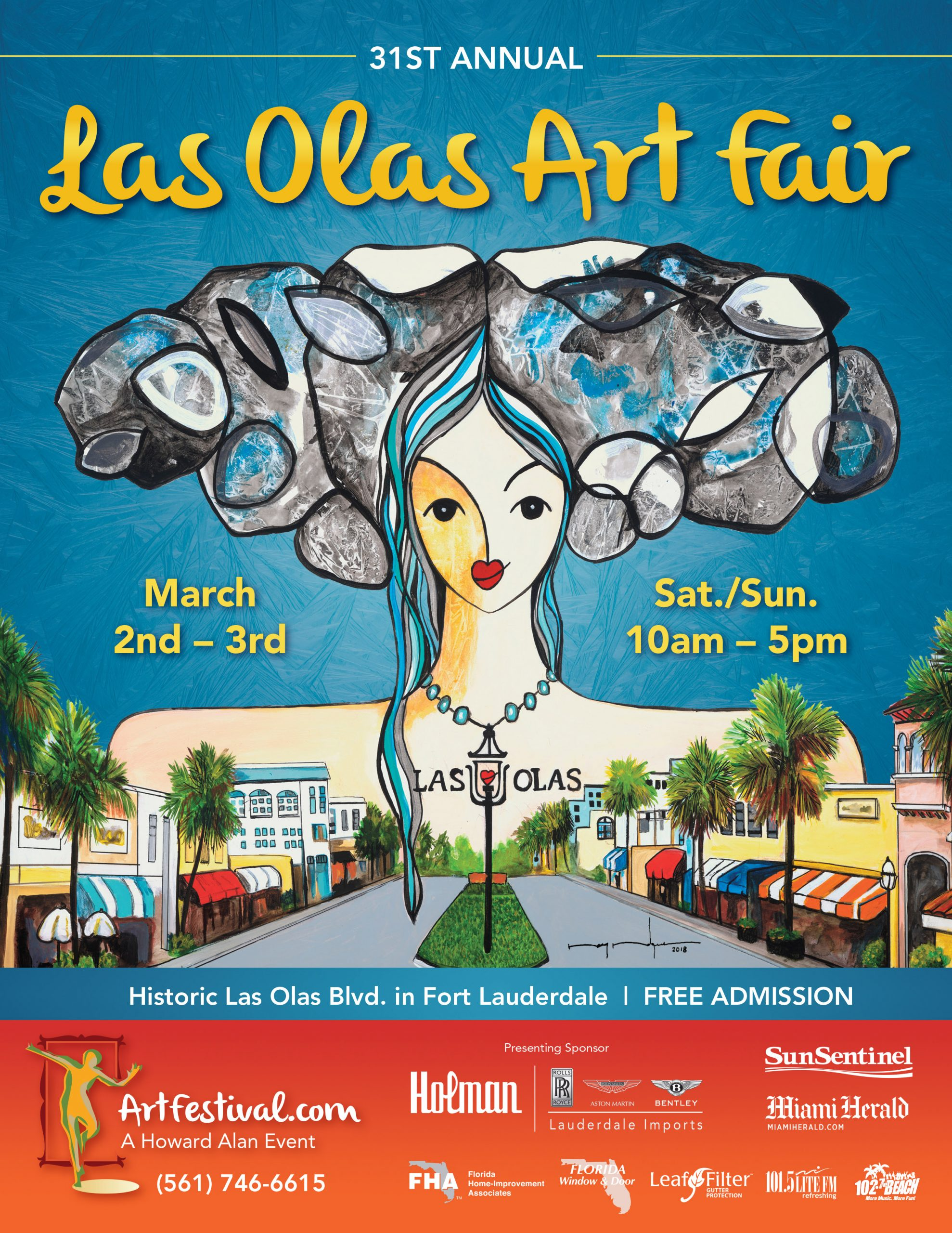 Las Olas Art Fair Part II