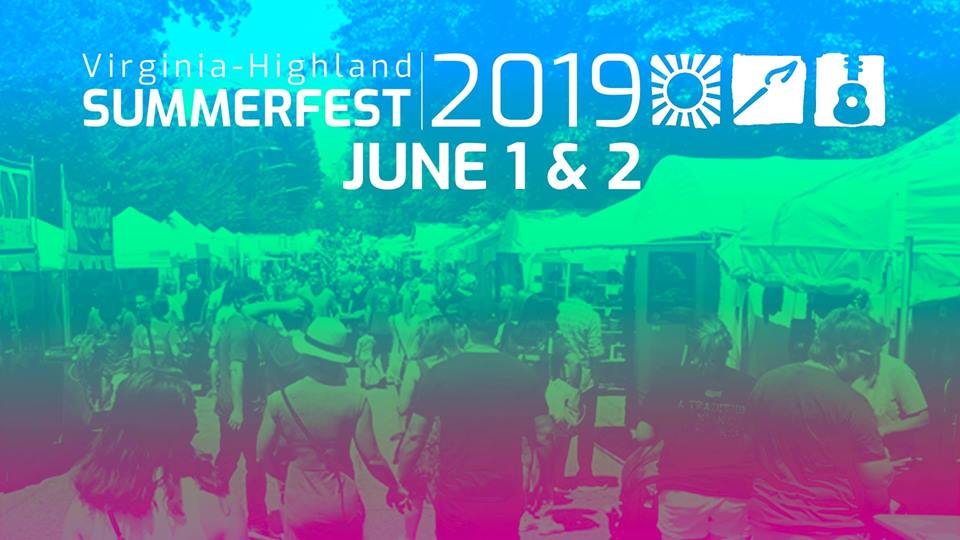 Virginia-Highland Summerfest 2019