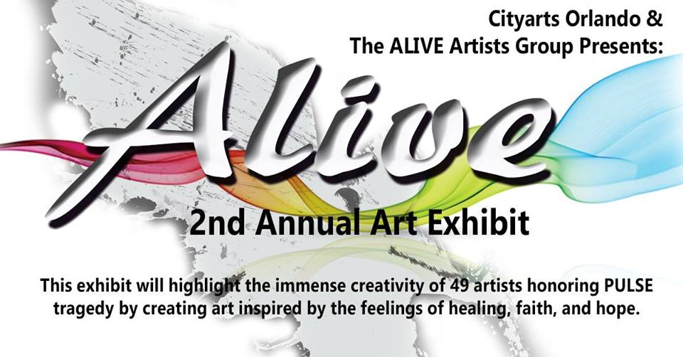 "2nd Annual ""Alive"" Art Exhibit Opening Reception"