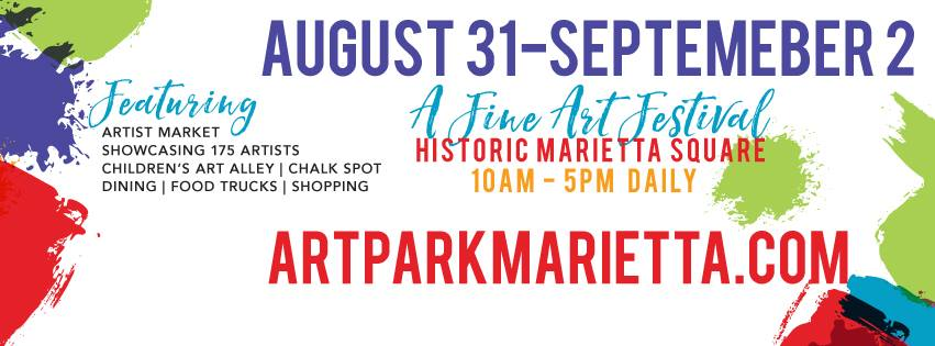 Marietta Art in the Park