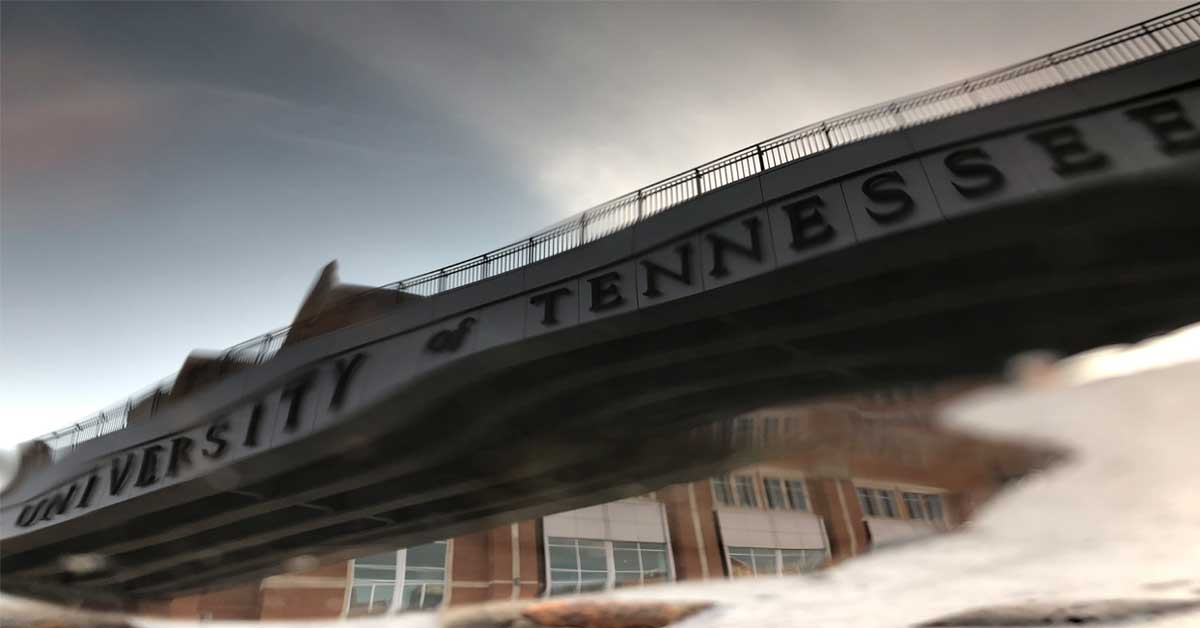 University of Tennessee Bridge