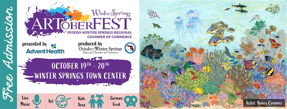 Winter Springs Festival of the Arts- ARToberFEST