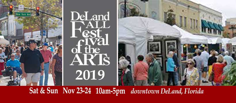 Deland Fall Festival of the Arts