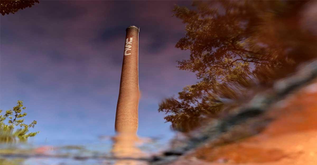 USC Smokestack