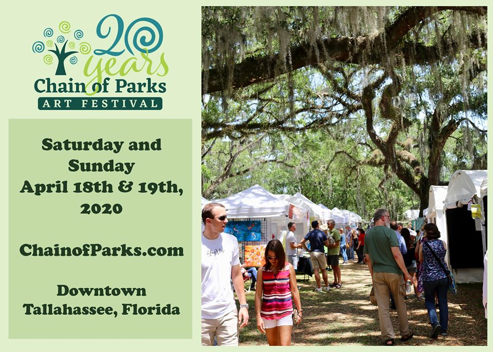 Chain of Parks Art Festival
