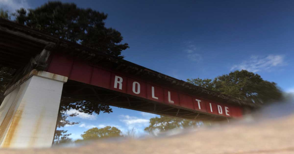 Roll Tide Bridge
