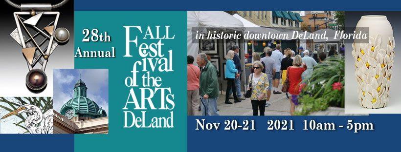 Deland Fall Festival of the Arts
